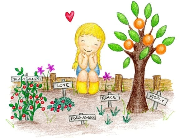 The Garden In My Heart (Created To Be)