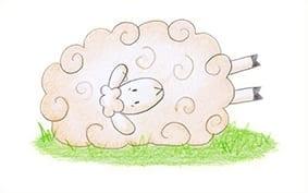 wilbur the woolly trusting the good shepherd