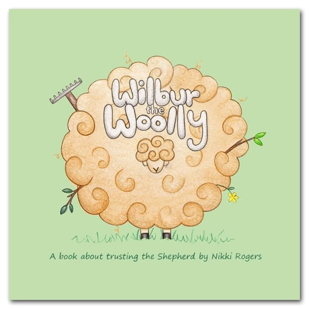 Wilbur the Woolly book by Nikki Rogers