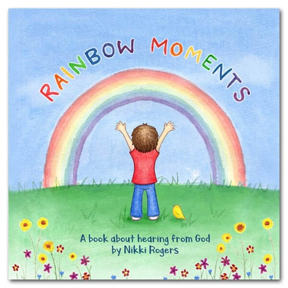 Rainbow Moments book by Nikki Rogers