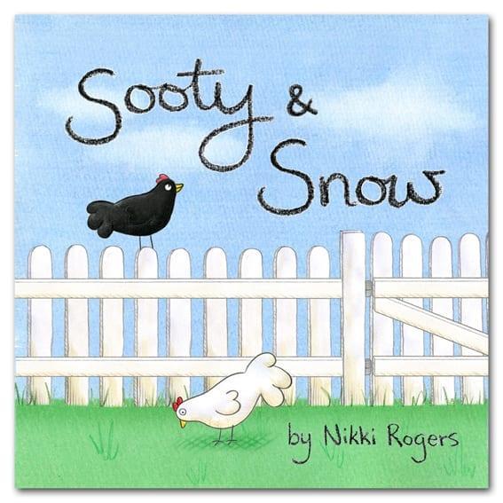 Sooty & Snow Chicken Book